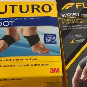 Other - Wrist and food relieves